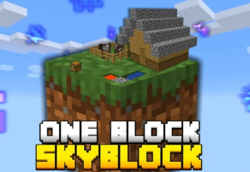 Minecraft One Block Skyblock Map 1 16 Riot Valorant Guide
