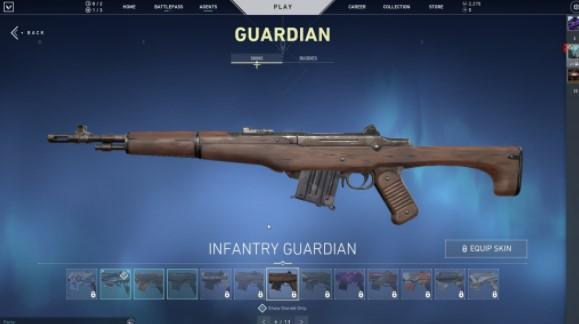 Infantry Guardian