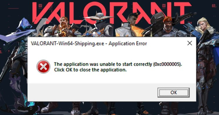 Know More About Valorant Win64 Shipping Error Application